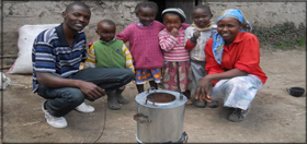 Wisdom Stoves Homepage
